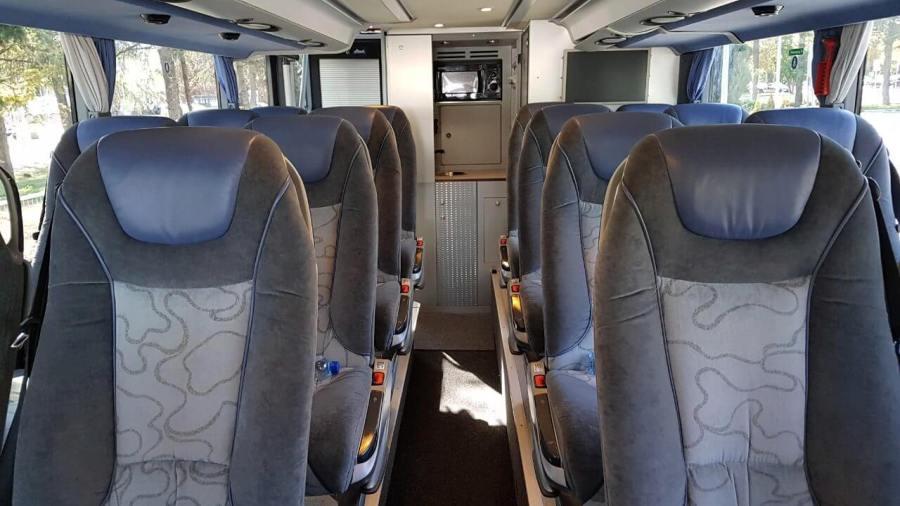 Neoplan Cityliner P15, Euro 5, 55 seats